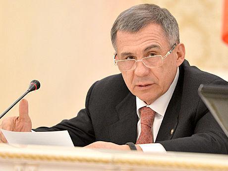 Правительство России предоставляет возможность жителям РТ называть главу республики