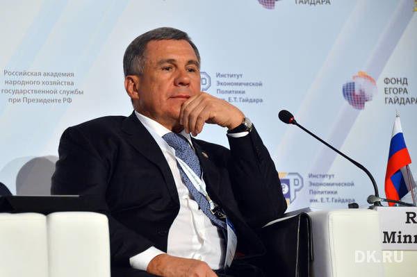 Дайджест мнений: переименование должности президента РТ