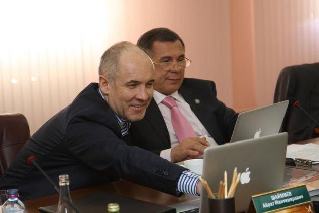 Братья Шаймиевы вошли в число богатейших семей России по версии «Форбс»