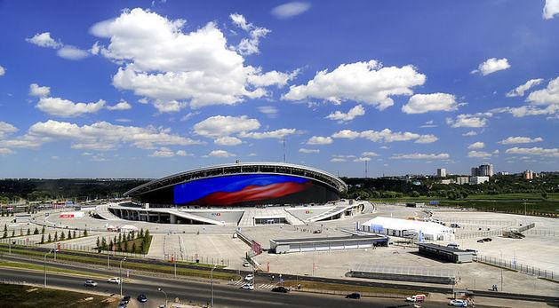 Проведение ЧМ-2015 и ЧМ-2018 в Казани оказалось под угрозой срыва