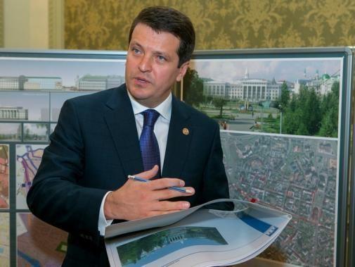 Ильсур Метшин потерял позицию в рейтинге народных мэров