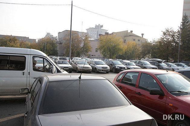 В Константиновке появится двухэтажный паркинг