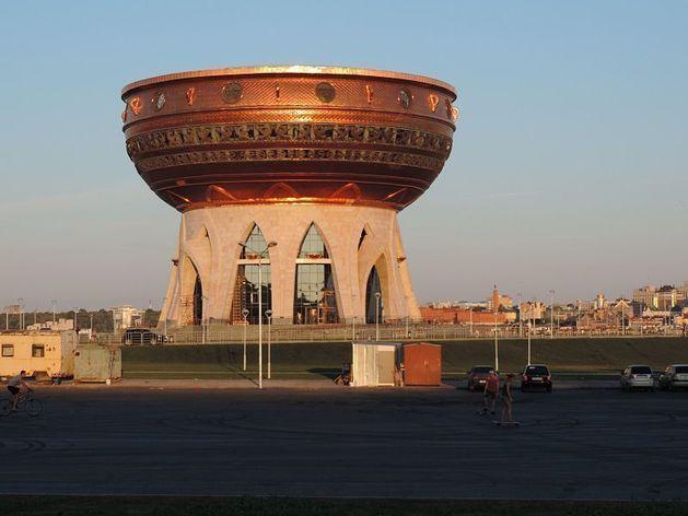 Казань вошла в тройку лучших городов для путешествий с детьми