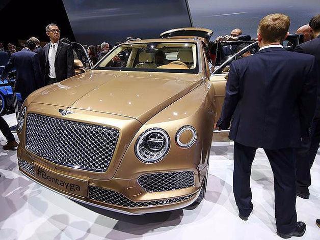 Автокомпания Bentley ищет партнёров в Казани