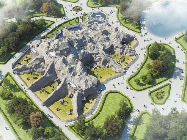 Новый казанский зоопарк: Байкал, Уссури, остров Врангеля и сафари