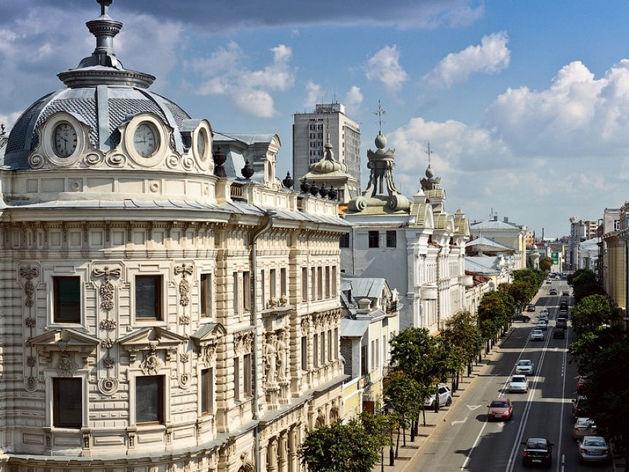 Казань попала в тройку городов по наибольшему числу туристов по итогам майских праздников