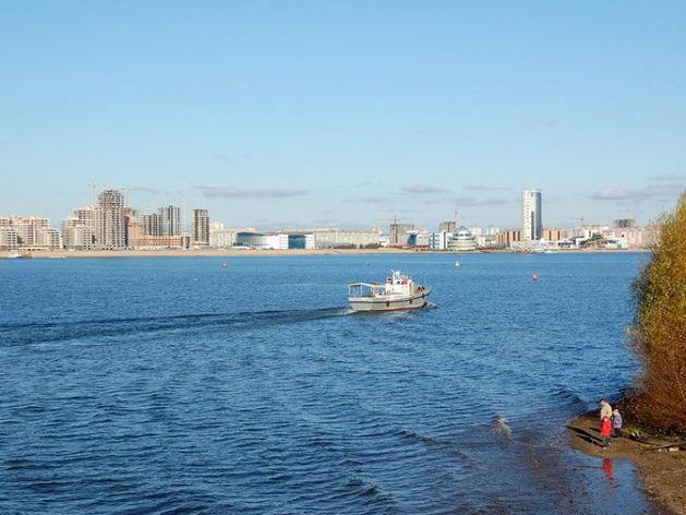 В Казани запускают речные экскурсии от пирса «Ривьеры»