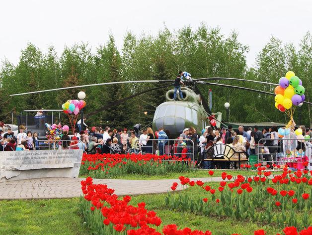 Мэрия Казани «разрисовала» парки для бизнеса
