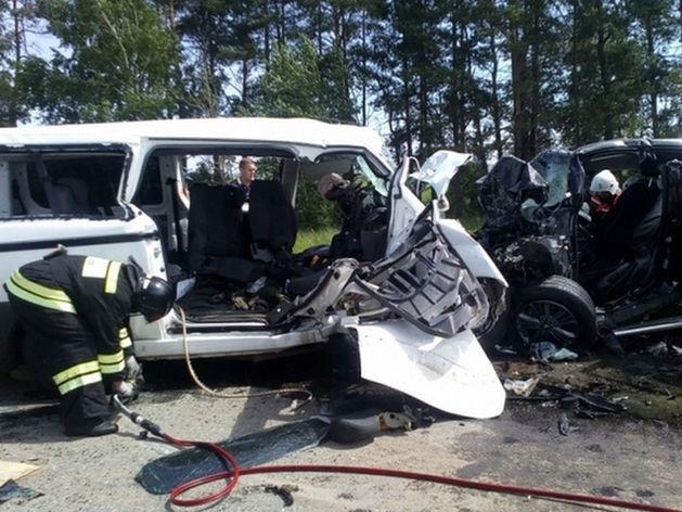 Виновника автокатастрофы с 8 погибшими в Татарстане 64 раза ловили на превышении скорости