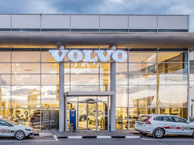 Volvo объявляет тендер на открытие дилерского центра в Казани