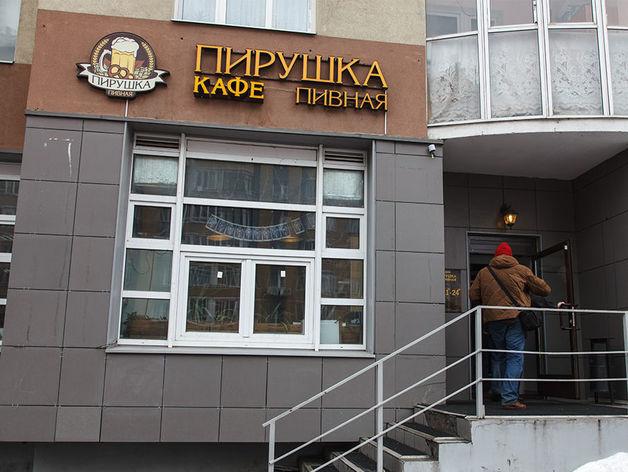 Казанских предпринимателей призовут к ответу за незаконную рекламу пива на вывесках