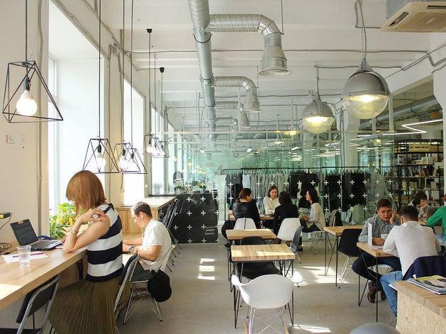 Резиденция «Штаб» в Казани вошла в число лучших креативных пространств