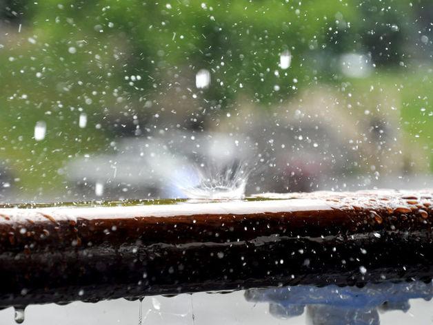 В Татарстане ожидается жара с грозами и градом
