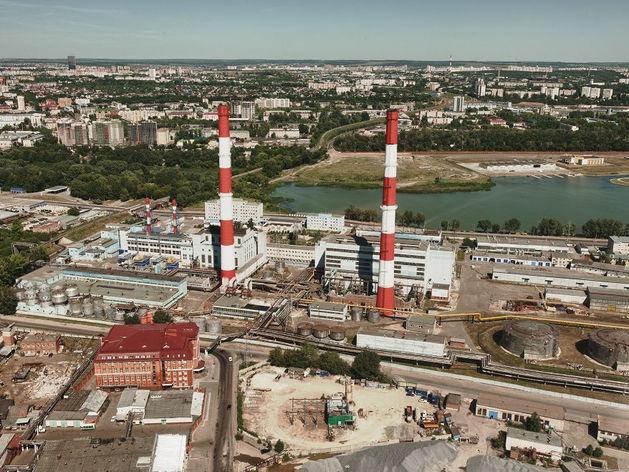 Строительство энергоблоков Казанской ТЭЦ-1 застрахуют на 6,3 млрд рублей