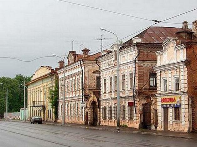 Улицу Тукая в Казани перекроют на десять месяцев
