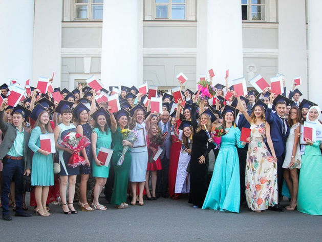 КФУ намерен поддерживать проекты инициативных выпускников