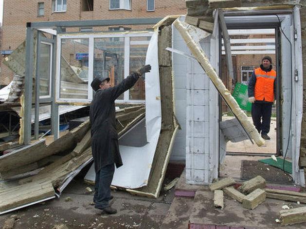 Шесть павильонов «Интерсети» и торговый шатер: что еще снесут в Казани