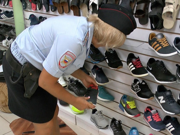 В Татарстане бизнес-леди накажут за контрафактный Adidas