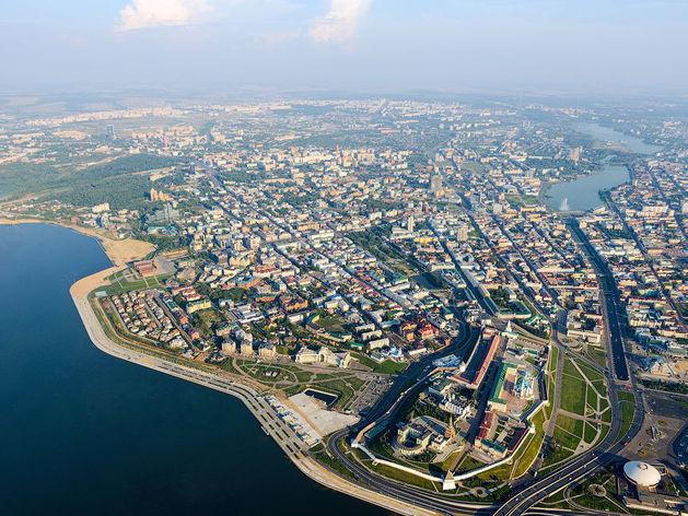 Казань стала самым привлекательным для карьеристов городом в Поволжье