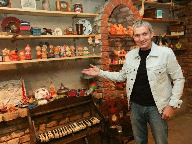 Рустем Валиахметов откроет филиал Музея социалистического быта в Москве