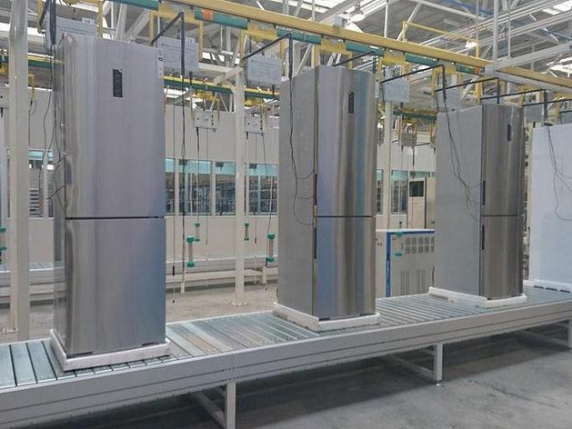 Завод Haier оштрафовали за жаркие цеха