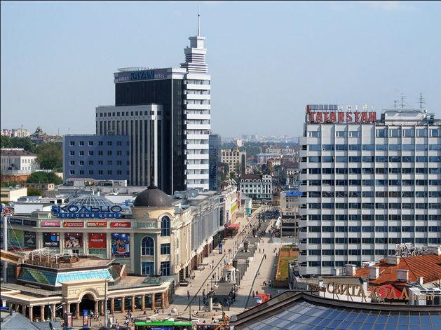 Доходы гостиничного бизнеса в Татарстане за полгода выросли на 10%