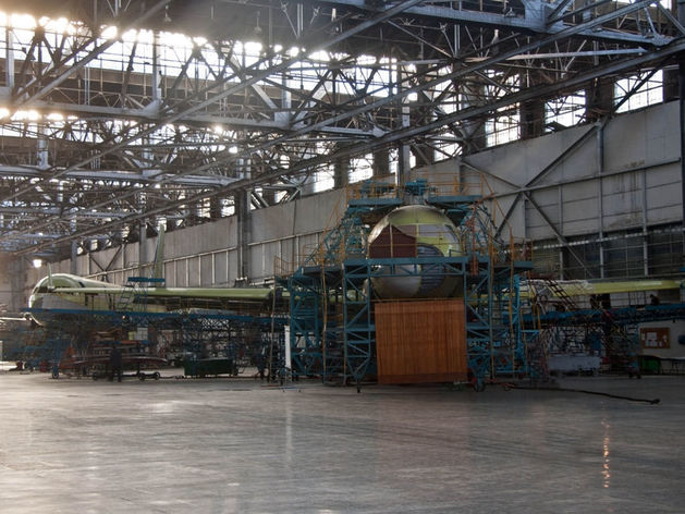 "ПАО ""Туполев"" объявило тендер на реконструкцию производства в Казани за 1,8 млрд рублей"