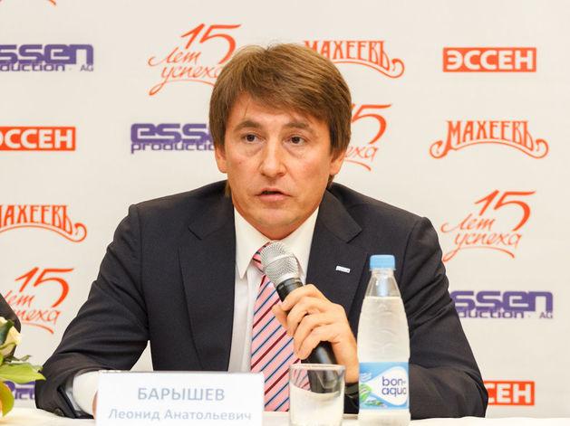 """Леонид Барышев, """"Эссен Продакшн"""": """"80% успеха нашей компании - это просто удача"""""""