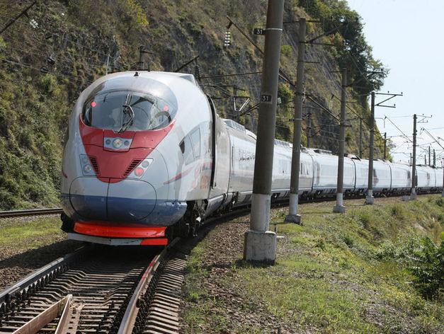 Siemens представила РЖД инновационные поезда для ВСМ Москва-Казань