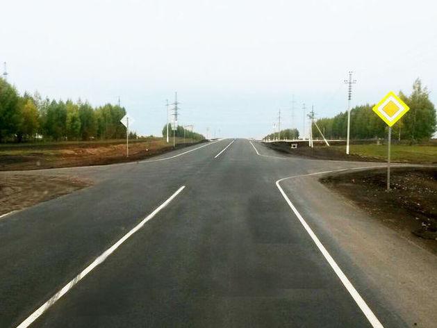 К 2018 году на трассе Казань- Боровое Матюшино построят новую транспортную развязку