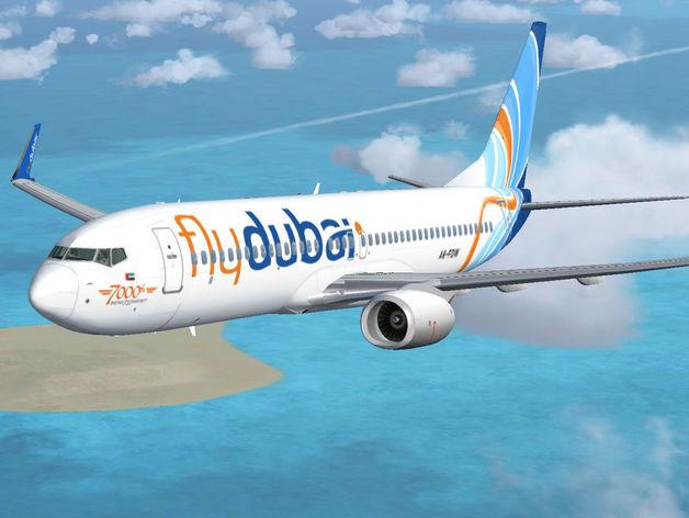 Flydubai возобновляет полеты из Казани после летнего перерыва