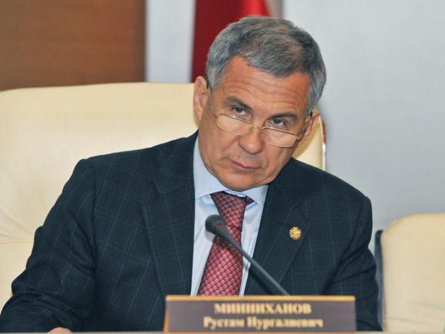 Рустам Минниханов отменил татарстанцам дополнительные выходные