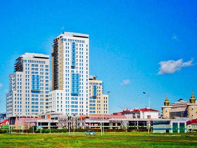 На улице Островского в Казани откроется торговая галерея площадью 5,3 тыс. кв.м