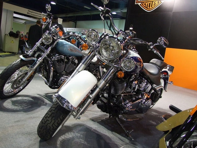 В Казани откроется мотосалон Harley Davidson
