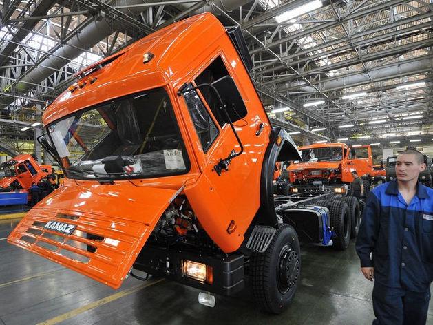 «КАМАЗ» получил прибыль в 280 млн против двухмиллиардного убытка в прошлом году