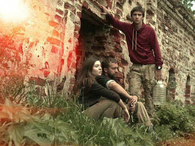 В Казани сняли фильм о зомби-апокалипсисе