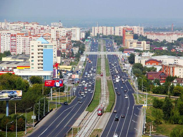 В Казани перекроют участок проспекта Победы