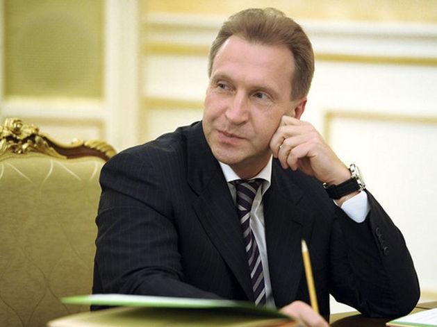 В Казань прибыл первый вице-премьер России Игорь Шувалов