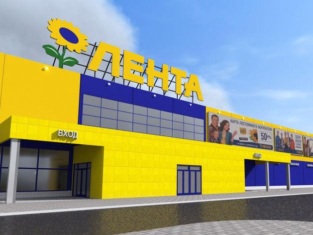 На улице Закиева в Казани хотят построить третий гипермаркет «Лента»