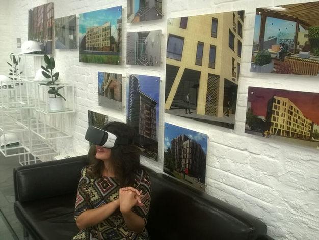 Компания КамаСтройИнвест внедряет виртуальную реальность