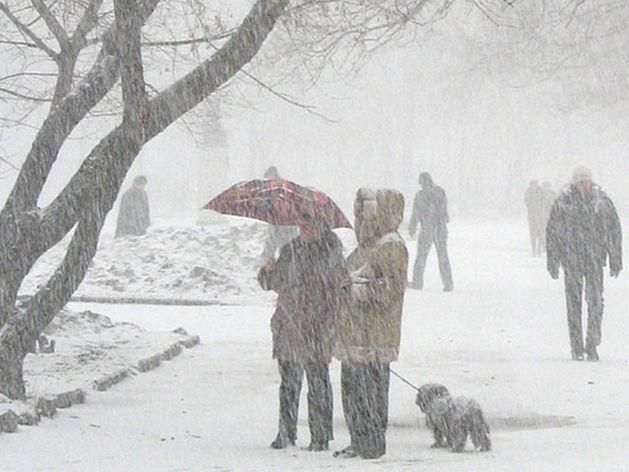 В Татарстане прогнозируют метель и снежные заносы