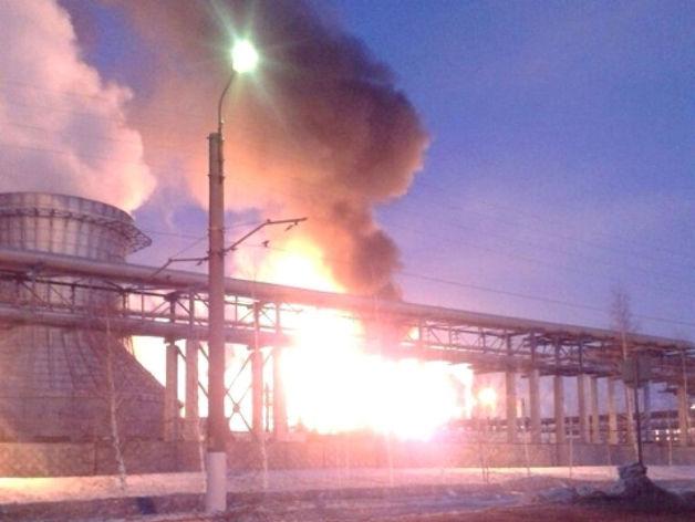 Причины пожара на заводе ТАИФ-НК Ростехнадзор назовёт в декабре