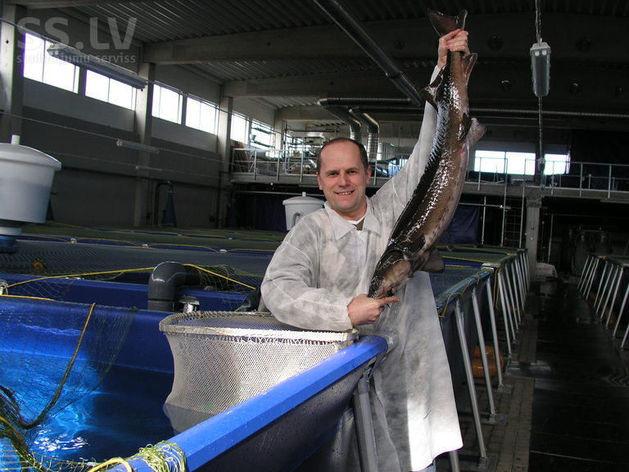 Резидентами «рыбного» технопарка в Татарстане станут порядка 30 предпринимателей