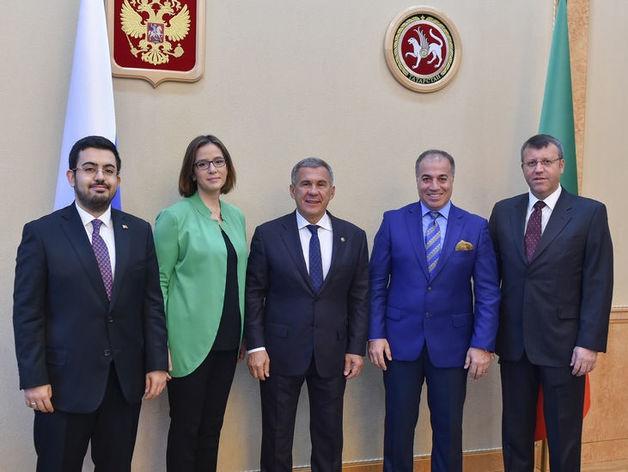 В Свияжском логоцентре будет создана татарстано-турецкая промзона