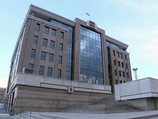 В Казани неизвестные обстреляли здание Арбитражного суда РТ
