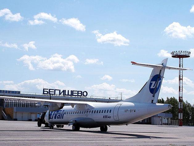 Пассажирский самолёт совершил вынужденную посадку в аэропорту «Бегишево»