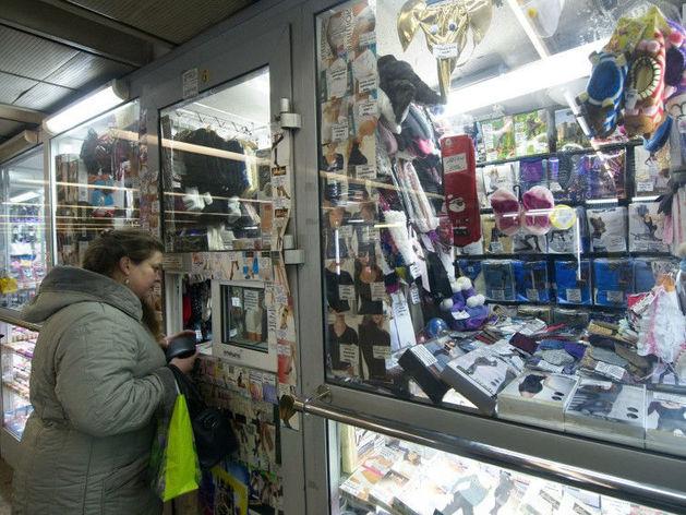В Набережных Челнах на торги выставили сотню торговых мест в подземных переходах