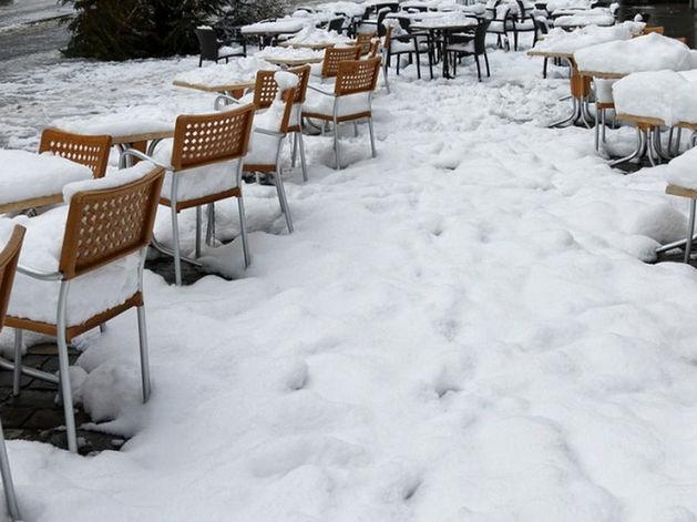 Власти Казани проведут торги по сезонным кафе