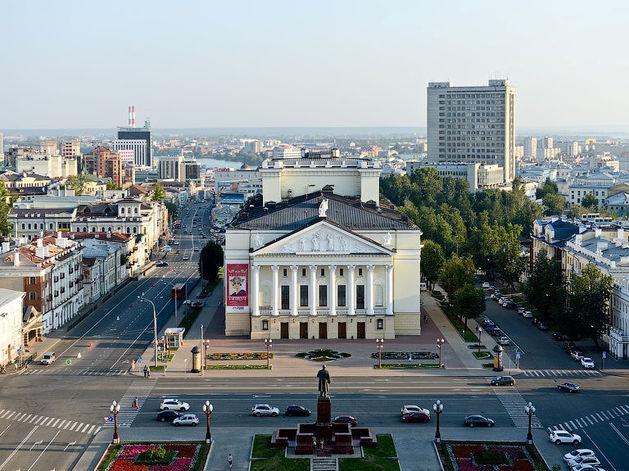 Новый проект зон охраны Казани разрешает строительство в историческом центре