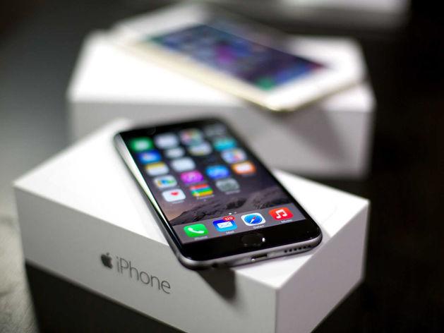 У казанского студента украли 25 новых iPhone 6